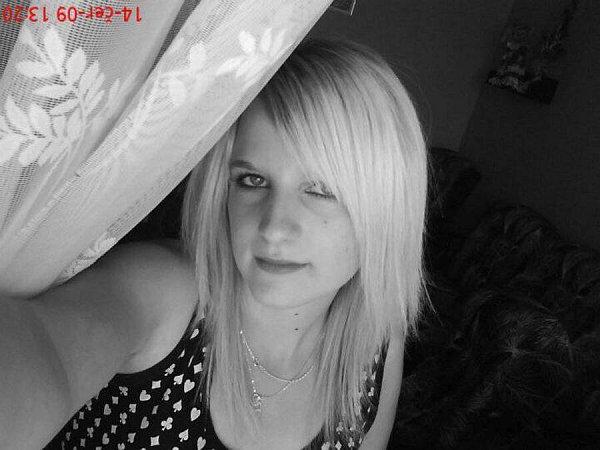 Miroslava Kubíčková 16let, studentka, Kamenná,okr. Šumperk