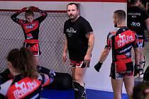 Tomáš Musil, trenér Muay Thai Olomouc