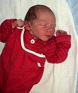Adriana Minářová, Šternberk, narozena 27. ledna ve Šternberku, míra 47 cm, váha 2770 g.