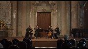 Z upoutávky na film Miroslava Krobota Kvarteto