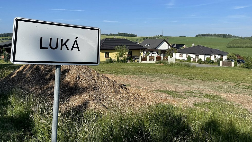 Obec Luká, 15. června 2021