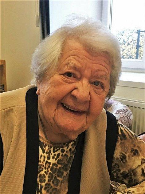 Věra Antošová, 82let, Olomouc, seniorka