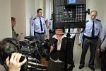 Soudní jednání s vítkovskými žháři v Olomouci  - přísná bezpečnostní opatření