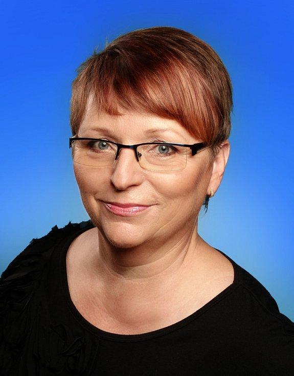 Marta Husičková, starostka Náměště na Hanou