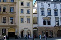 Dům s trafikou na Horním náměstí (s oficiální adresou Švédská 1)