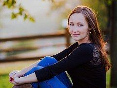 č. 27 Kristýna Divošová, 21 let, studentka, Brumov-Bylnice