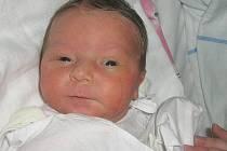 Veronika Sečková, Hlubočky, narozena 16. ledna v Olomouci, míra 50 cm, váha 3510 g