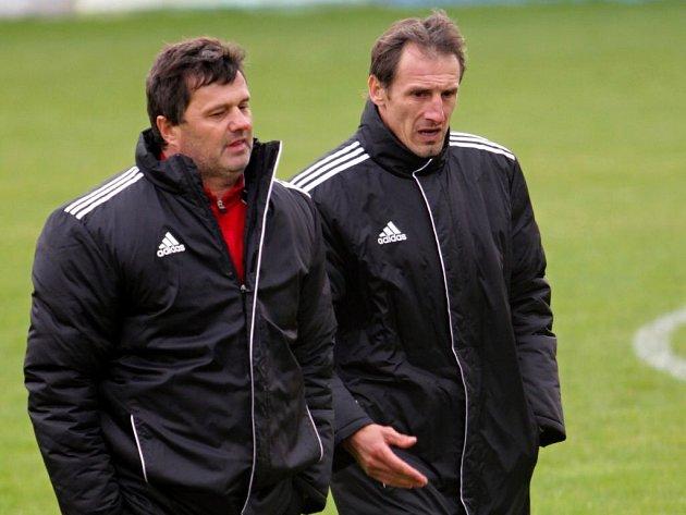 Roman Sedláček a Jiří Derco