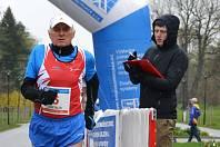 Václav Dostalík na 53. ročníku závodu Olomoucká dvacítka.