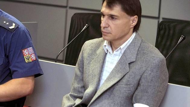 Miroslav Hradilík u krajského soudu v Olomouci