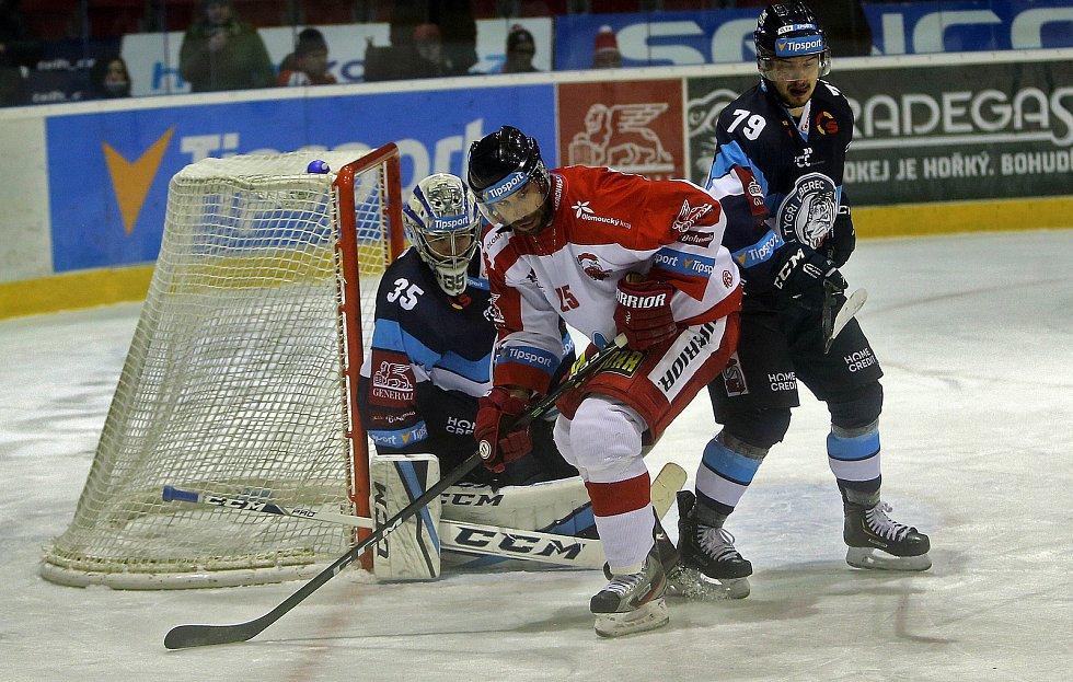 HC Olomouc vs. Bílí Tygři Liberec 1:0