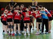 Starší dorostenky Zory Olomouc vyhrály Česko-slovenský pohár