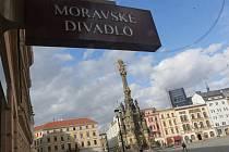 Moravské divadlo Olomouc.
