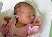 Magdaléna Holomková, Olomouc, narozena 9. května v Olomouci, míra 50 cm, váha 3300 g