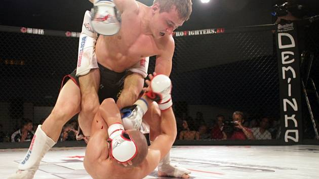 Galavečer Cage Fight Olomouc II.