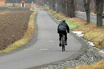 Cyklostezka do Samotišek