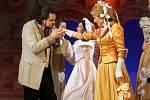 Perly panny Serafínky Moravského divadla Olomouc