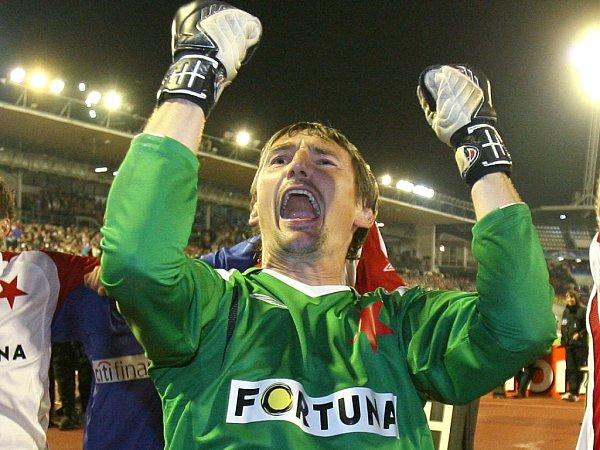 Martin Vaniak umí ukázat radost.