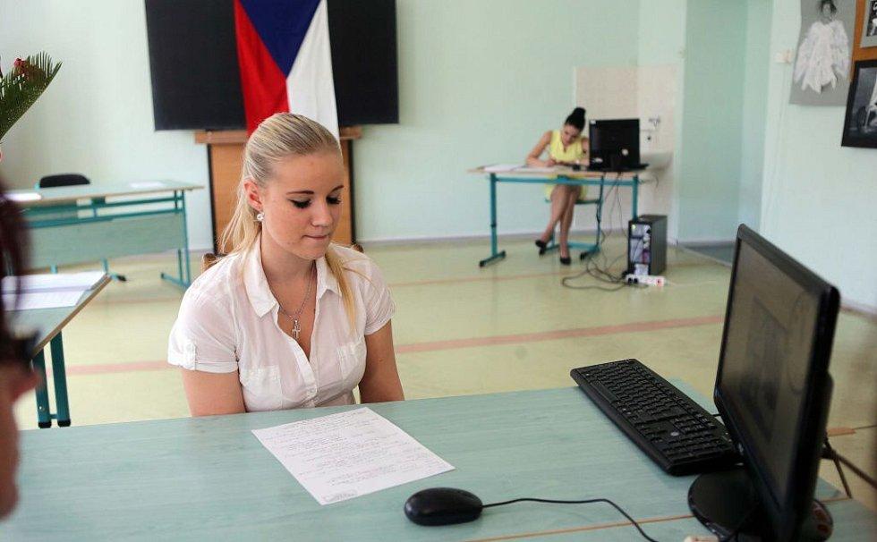 Ústní maturita na Gymnáziu Jana Blahoslava a Střední pedagogické škole v Přerově