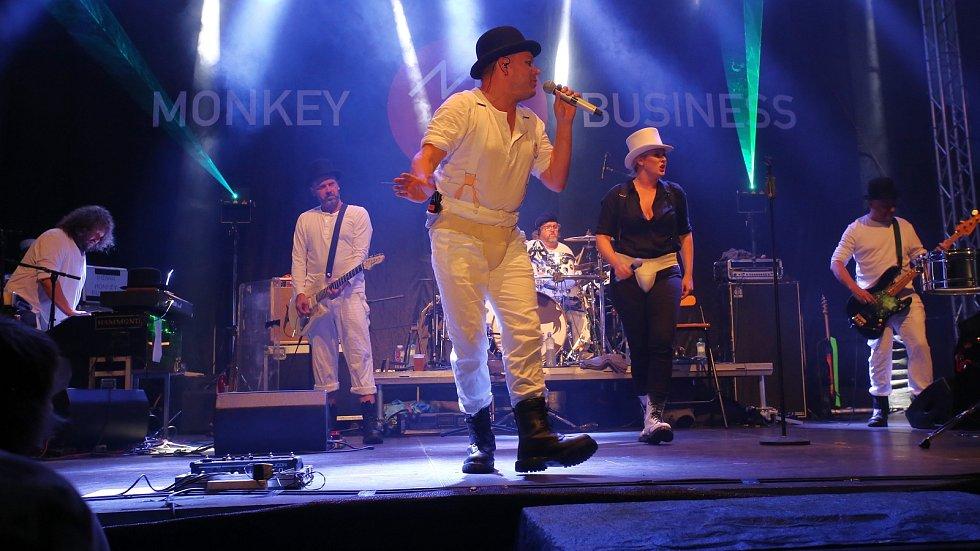 Monkey Business to na šňůře ke 20 letům kapely rozjedou v březnu v Hranicích a v dubnu v Olomouci