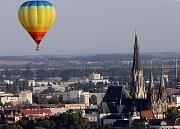 Balóny nad Olomoucí