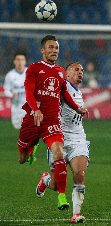 vlevo Šimon Falta, vpravo Denis Granečný