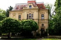 Vila postavená v neorokokovém stylu v roce 1898 ve Vídeňské ulici v Olomouci pro Hanse Passingera se stala kulturní památkou