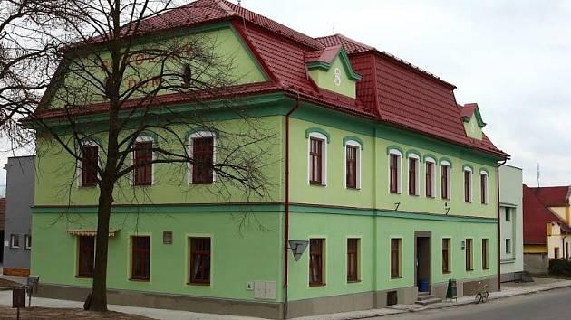 Restaurace Sokolovna, Hustopeče nad Bečvou