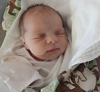 Justýna Mertová, Droždín, narozena 10. září v Olomouci, míra 49 cm, váha 3040 g