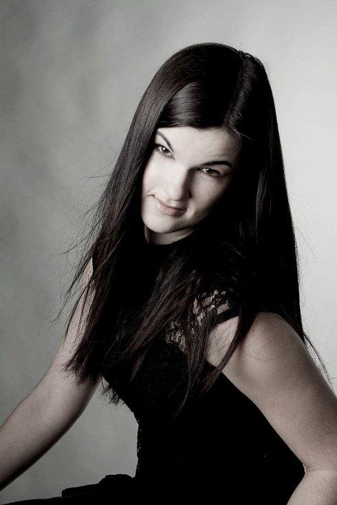 1. Kristýna Dvořáková, 19 let, studentka, Želechovice nad Dřevnicí