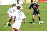 HFK Olomouc si k předsezonní generálce pozval divizní Velké Meziříčí a zvítězil 6:0