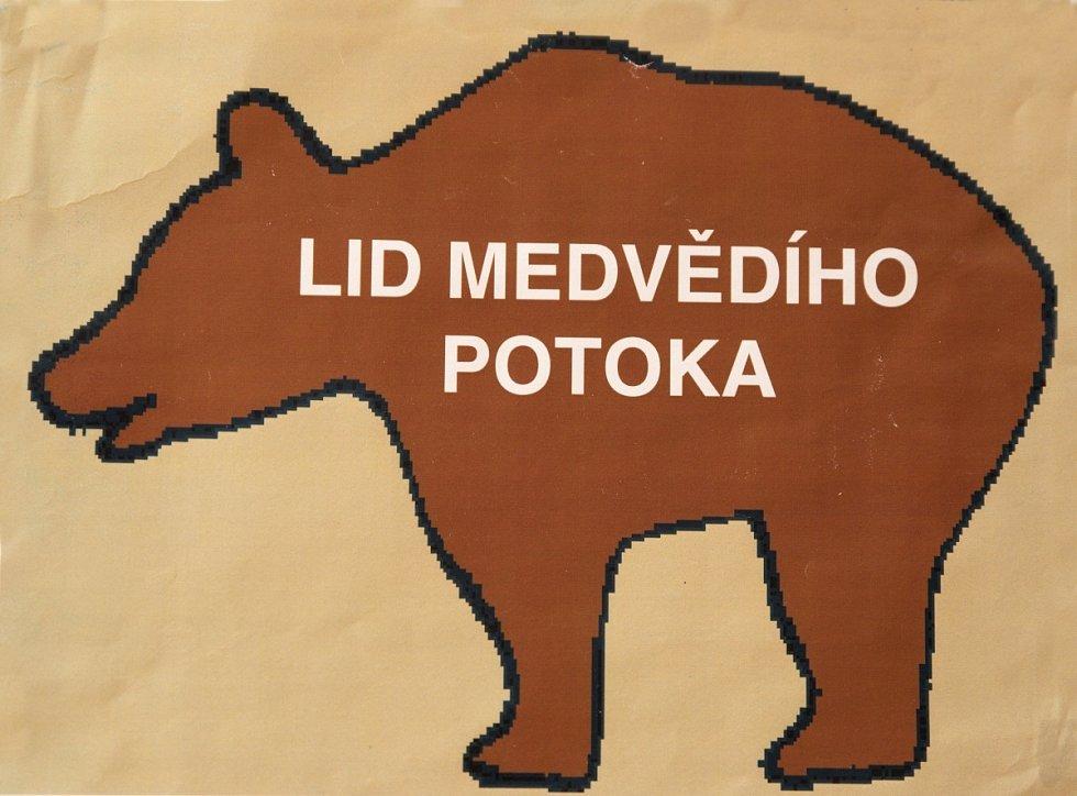 Oddíl Lid Medvědího potoka