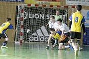 V Olomouci proběhla kvalifikace na finále sportovní ligy základních škol v házené