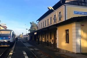 V Olomouckém kraji bude ukončen prodej jízdních dokladů na 17 místech, například na nádraží Olomouc-město
