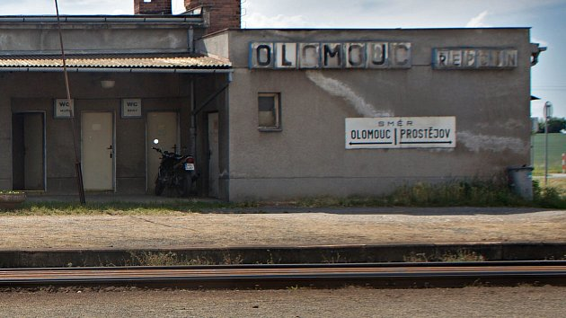 Nádraží Olomouc - Řepčín změní svou podobu za skoro 7 miliónů korun.