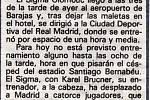 V březnu 1992 se Sigma Olomouc ve čtvrtfinále Poháru UEFA utkala s Realem Madrid (1:1 doma, 0:1 venku). Výstřižek z tehdejších španělských novin