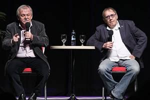 Karel Šíp a Josef Alois Náhlovský