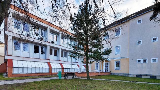 Nemocnice Šternberk. Ilustrační foto