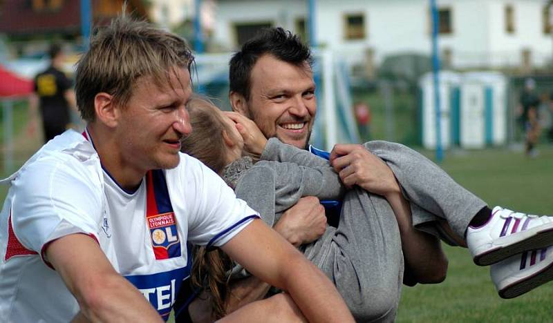 Matrek Heinz a Tomáš Ujfaluši