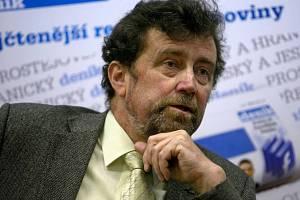 Ivo Vlach v on-line rozhovoru pro Olomoucký deník