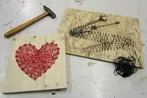 Workshop - String art