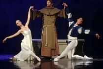 Sergej Sergejevič Prokofjev – Romeo a Julie – balet na prknech Moravského divadla v Olomouci v režii Roberta Balogha
