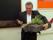 Olomoucká Galerie Caesar slaví 20 let - galerista Miroslav Schubert