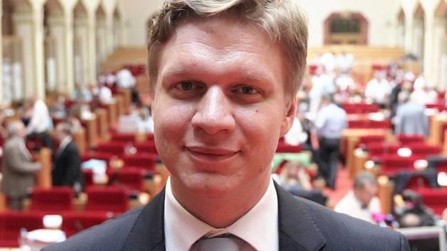 Pražský primátor Tomáš Hudeček
