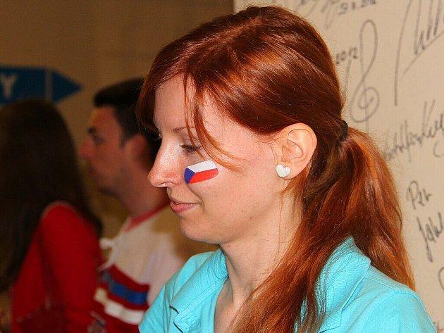 Hokej v Metropolu - semifinále MS Česko - Kanada