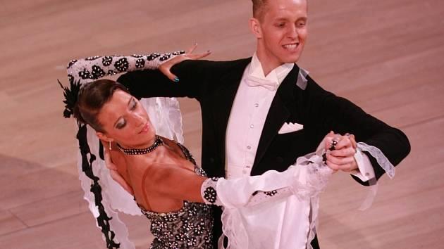 Taneční klub Olymp Olomouc na MČR ve Zlíně