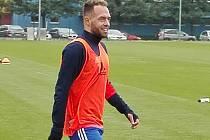 Milan Lalkovič zkouší zabojovat v Olomouci o smlouvu. Momentálně se Sigmou trénuje.