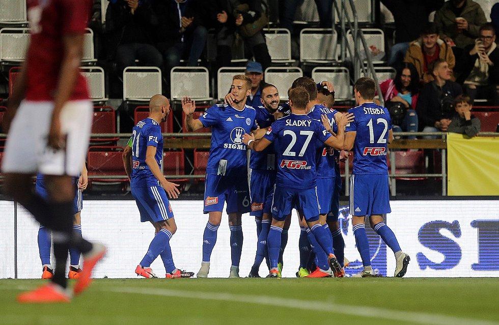 Sigma Olomouc vs. Sparta Praha