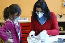Testování ve školách. Ilustrační foto