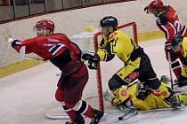 Prostějovský Duba slaví gól